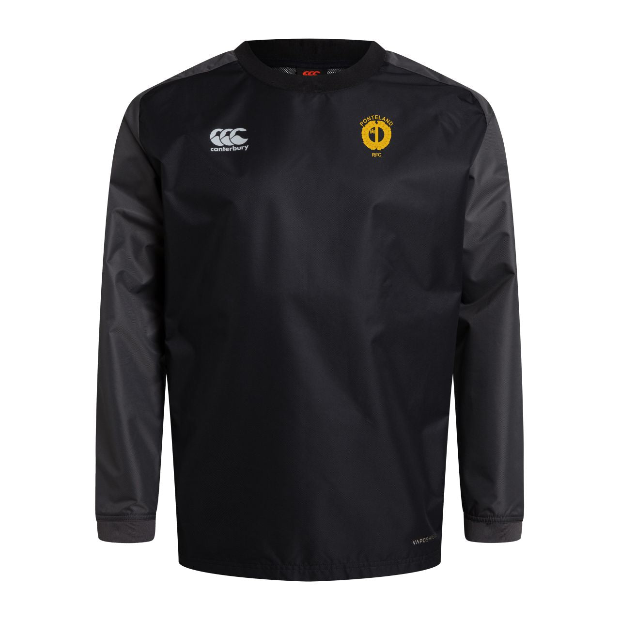 Ponteland RFC CCC Pro II vaposhield Contact Top