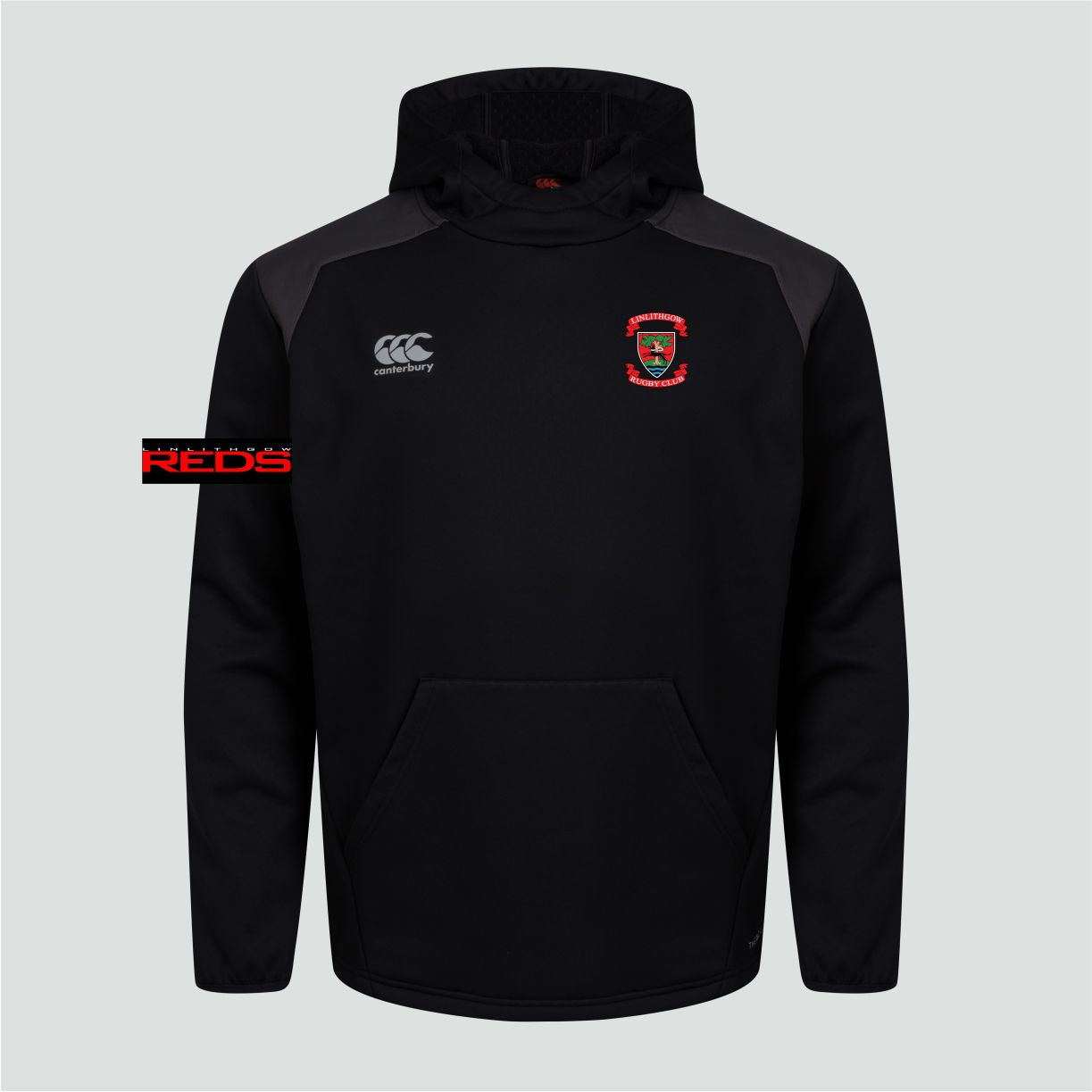 Linlithgow RFC Pro II Vaposhield Full Zip Jacket Senior