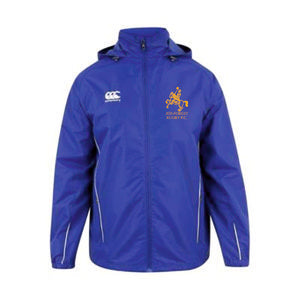 Jed-Forest RFC CCC Team Full Zip Rain Jacket Jnr