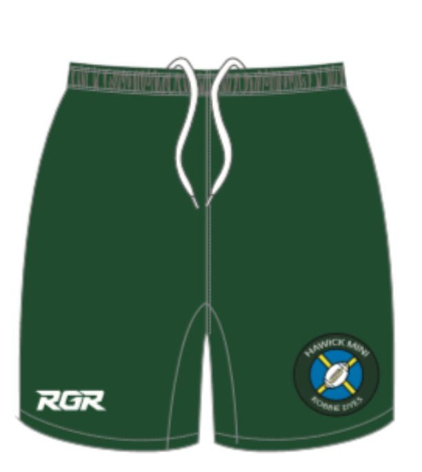 "HAWICK ""MINI ROBBIE DYES"" RFC RGR Shorts"