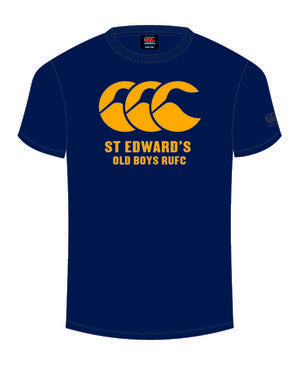 St Edward's Old Boys R.U.F.C CCC Printed Cotton Tee