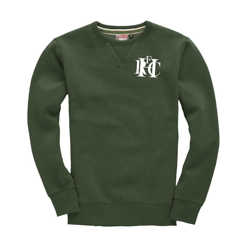 Hawick RFC Heavy Weight Text Sweatshirt