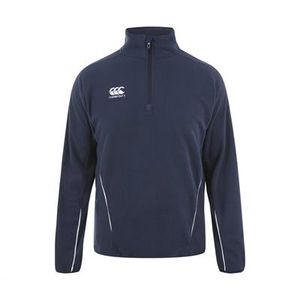 Ashington RFC CCC Team 1/4 Zip Midlayer Top Senior