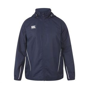 Gateshead RFC CCC Team Full zip Rain Jacket