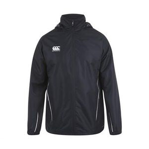 West End RFC CCC Team Full zip Rain Jacket Snr