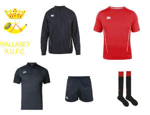 Wallasey RUFC CCC Kit Pack 2