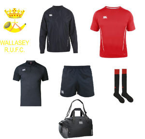 Wallasey RUFC CCC Kit Pack 3