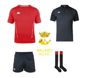 Wallasey RUFC CCC Kit Pack 1