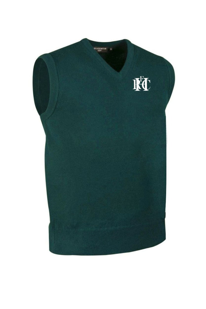Hawick RFC Text Windemere Sleeveless Slipover