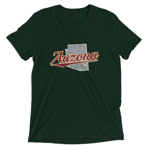 Arizona Home State Pride Tri-blend T-Shirt