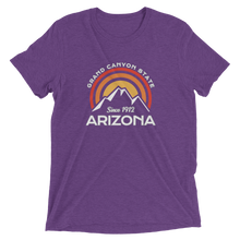 Load image into Gallery viewer, Arizona Grand Canyon State Tri-blend T-shirt