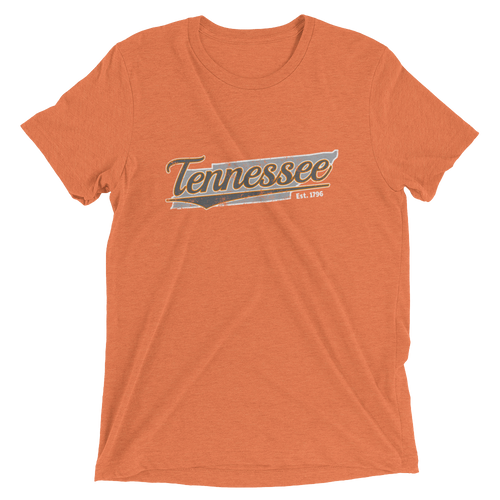 Tennessee Home State Pride Tri-blend T-shirt