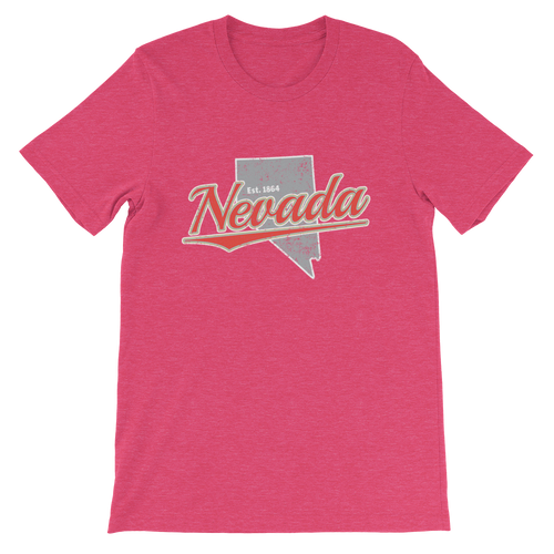 Nevada Home State Pride T-shirt