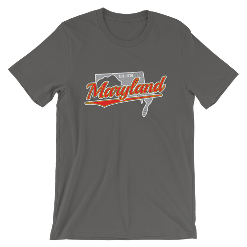 Maryland Home State Pride T-Shirt