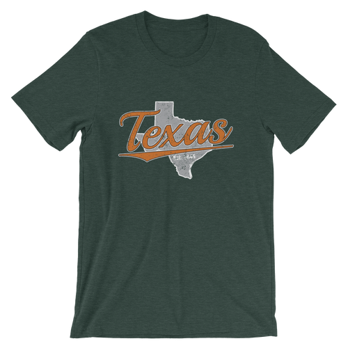 Texas Home State Pride T-shirt