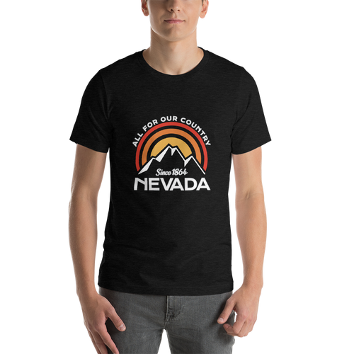Nevada All for Our Country Basic T-Shirt
