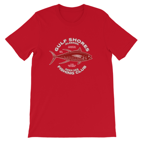 Gulf Shores Alabama Fishing T-Shirt