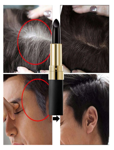 Image of Instant Black Color Hair Dye