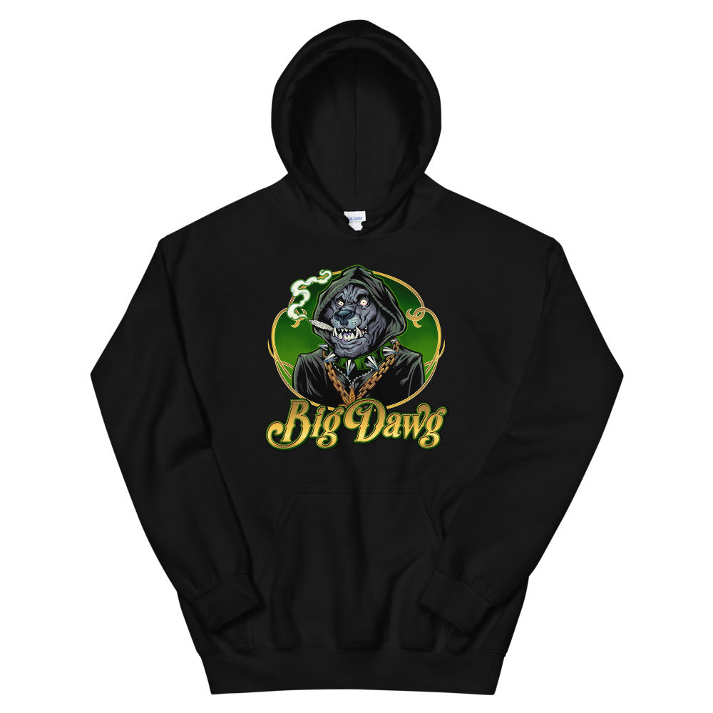 Unisex Hoodie - Smoking Big Dawg Collection