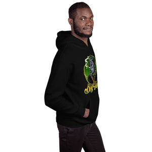 Unisex Hoodie-Smoking Big Dawg
