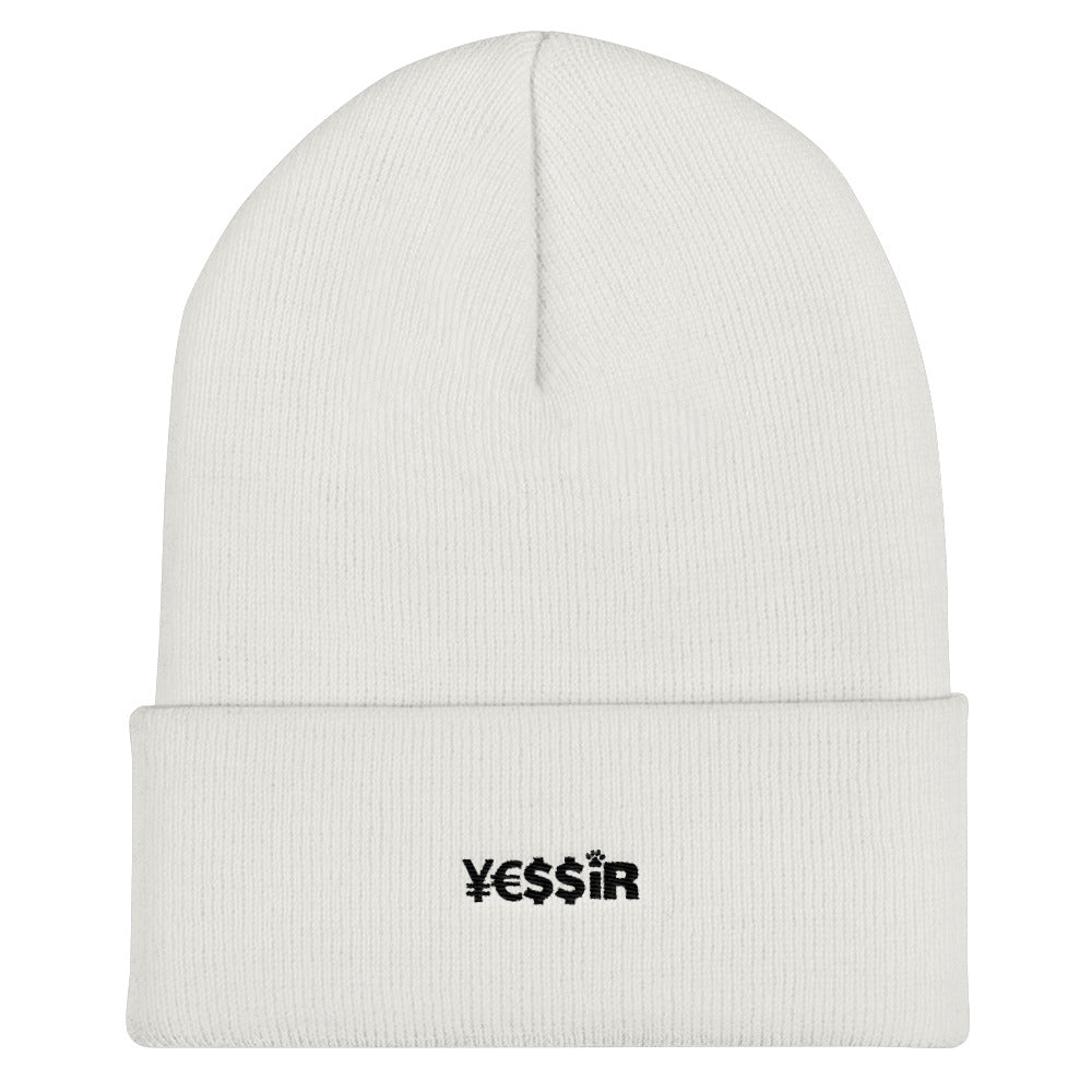 Cuffed Beanie-Y3ssir Collection