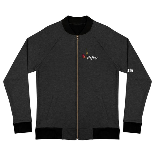 Bomber Jacket- J.Hefner Collection