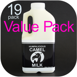 Buy 1L Camel Milk x 19