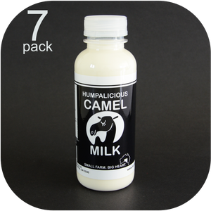 350ml Camel Milk