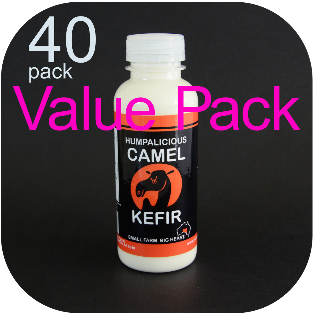 Buy 350ml Camel Milk Kefir x 40
