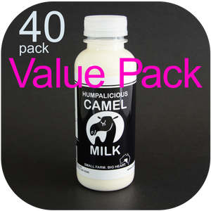 Buy 350ml Camel Milk x 40