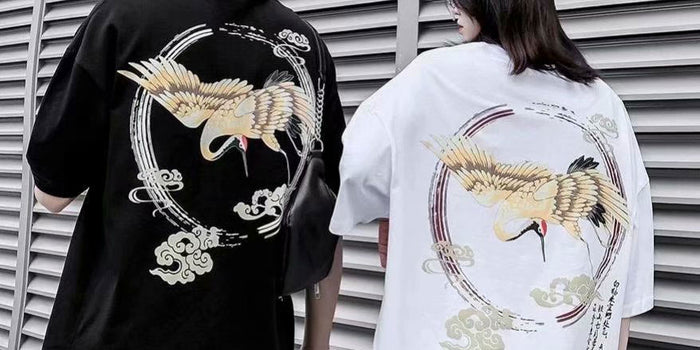 7 Japanese Hip Hop T-Shirts That Make You Shinning On The Street