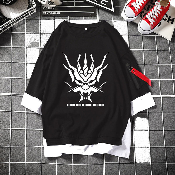 Japanese Anime Tomorrow's Ark Amia Game T-shirt