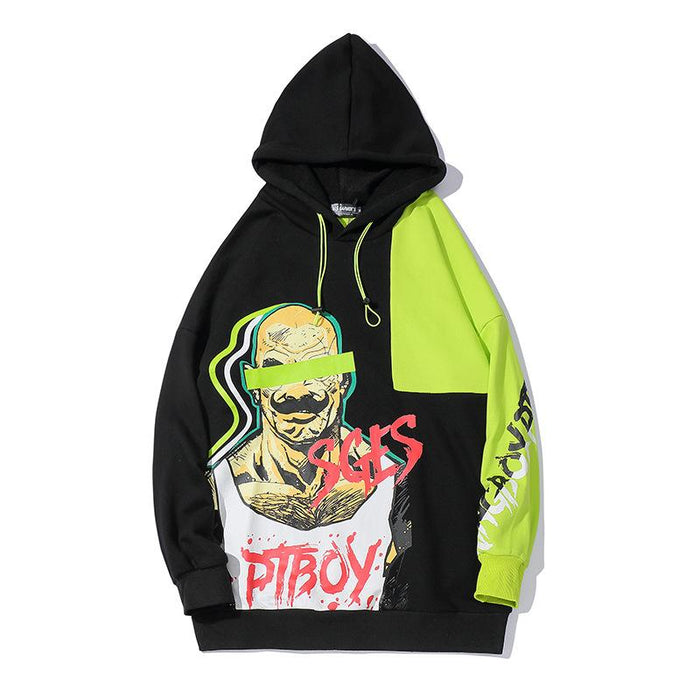 The New One Generation Sweater Tide Jacket Hip Hop Japanese Street Hoodie