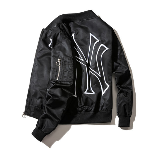 Japan NYMLB men's embroidered jacket