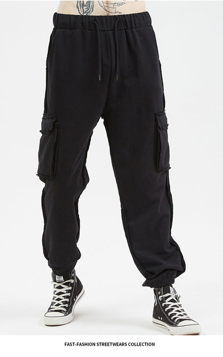 Japanese Basic Casual Pants