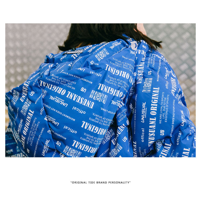 Kokoakeiko Rapper Hip-hop Couple Jacket