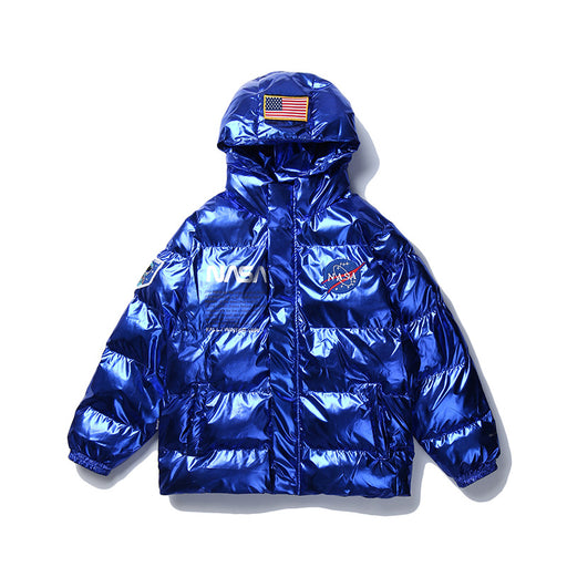Kokoakeiko Rapper Astronaut space hooded jacket