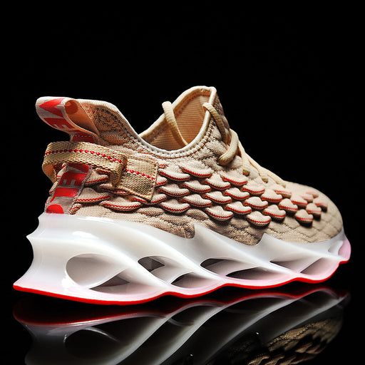 Japanese trend blade flying woven breathable trend sneakers