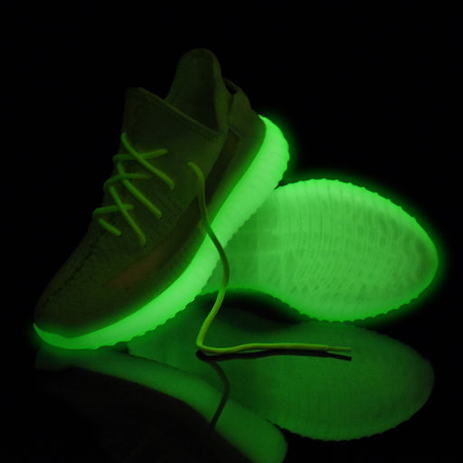Japanese trendy men's fluorescent green trendy shoes daddy coconut sneakers