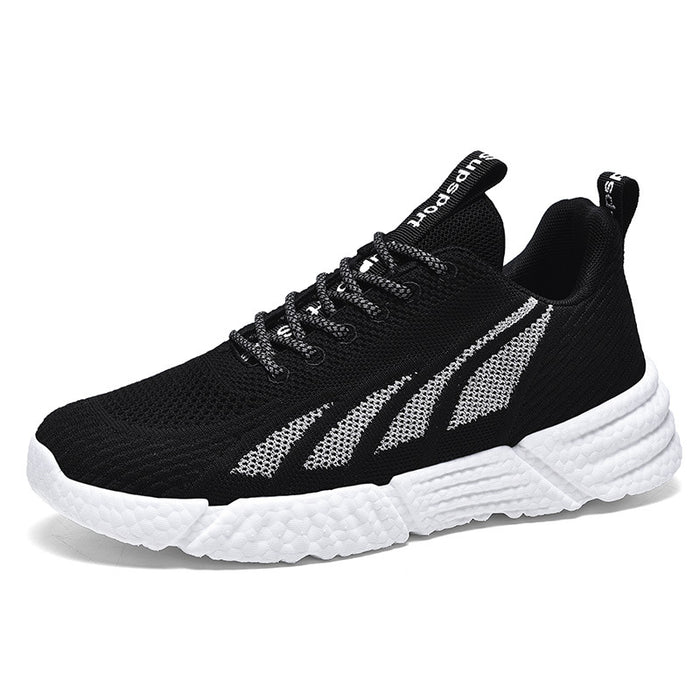 Japanese Trendy Man Reflective Popcorn Coconut Breathable Sneakers