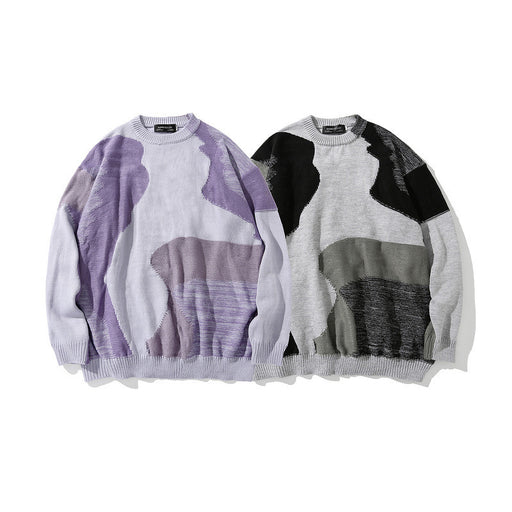 Japanese Street fashion sweater loose  Sweatshirt