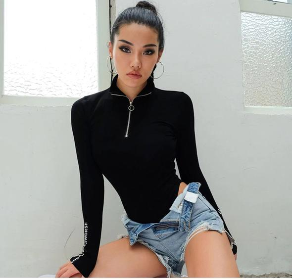 CS5 Long Sleeve Bodysuit