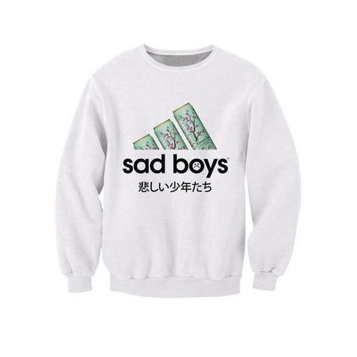 sad boys Long Sleeve