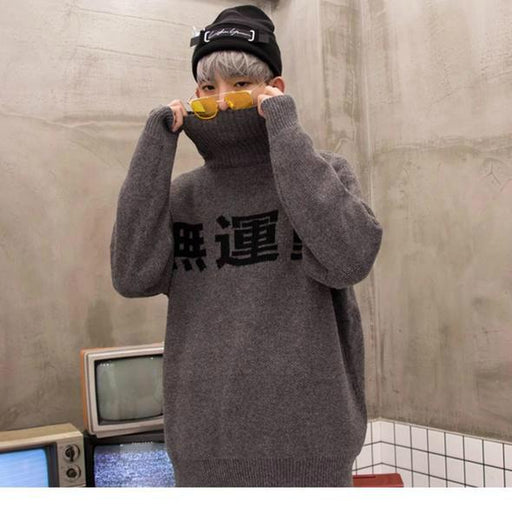 YK2 Harajuku Street Wear Sweater