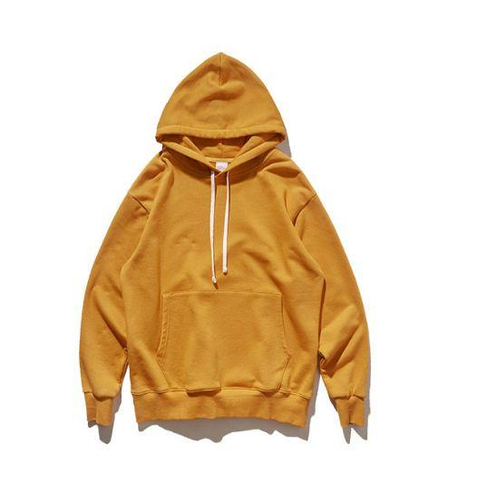New Hooded Soft Core Light Loose Japanese Street Light Sweater