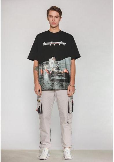 SE4 DISINTEGRATION Space Walk Tee