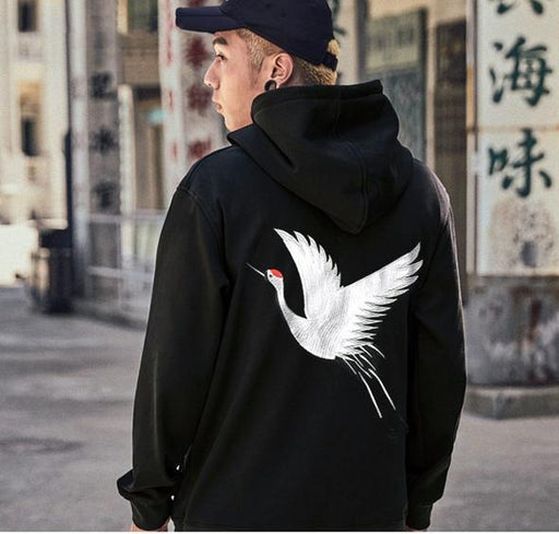NC2 CRANE Embroidered Hoodie