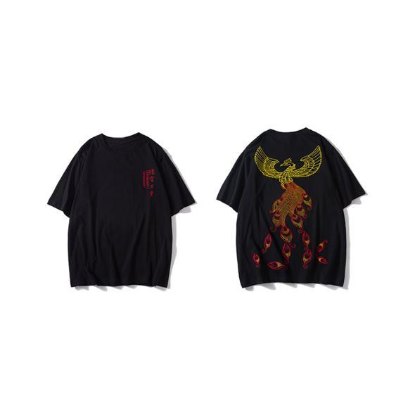 KX5 PHOENIX Embroidered Tee