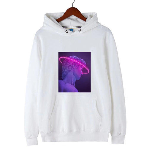 90s Synthwave Aesthetics Music Hoodie
