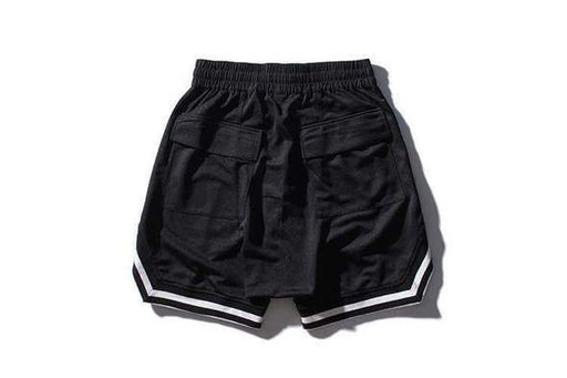Black Signature Shorts